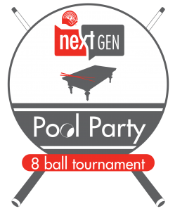 Next Gen Pool Party logo