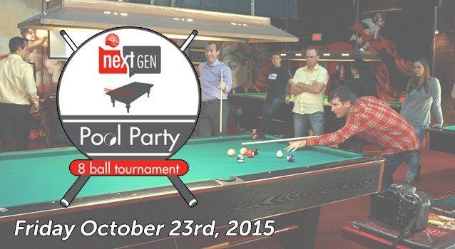 Next Gen Pool Party